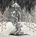 Umbrella Moon by Juel Grant