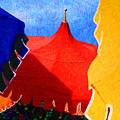 Umbrella Party by Paul Wear