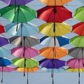 Umbrella Rainbow by Billy Soden