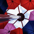 Umbrellas  by Stewart Marsden