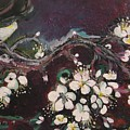 Ume Blossoms by Seon-Jeong Kim