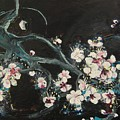 Ume Blossoms2 by Seon-Jeong Kim