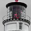 Umpqua Lighthouse by David Millenheft
