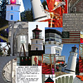 Umpqua River Lighthouse Collection by Image Takers Photography LLC - Laura Morgan and Carol Haddon