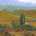 un altro pomeriggio in Toscana by Guido Borelli