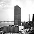 Un Building Under Construction by Underwood Archives