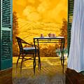 Un Caldo Pomeriggio D by Guido Borelli