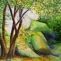 Un Rincon En El Valle De Los Suenos by Lizzy Forrester