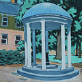 Unc Old Well by Tommy Midyette