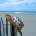 Uncle Carl's Beach Hat by Nancy Patterson