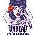 Undead Glamour by Samantha Poli