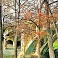 Under A Bridge by Jeff Downs