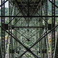 Under Deception Pass Bridge by Pelo Blanco Photo