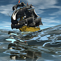 Under Full Sail by Claude McCoy