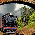 Under Steam by Andrew Simmonds