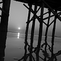 Under The Boardwalk Bw1 by Tom Rickborn
