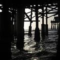 Under The Boardwalk by Elizabeth Donald