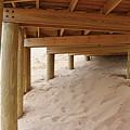 Under The Boardwalk by Erick Schmidt