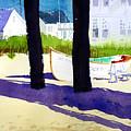 Under The Boardwalk by Lee Klingenberg