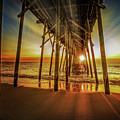 Under The Boardwalk  by Michael Damiani