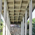 Under The Bridge by Rosita Larsson