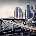 Under The Brooklyn Bridge by Alice Gipson