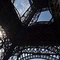 Under The Eiffel II by Dawn Crichton