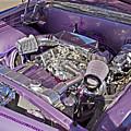 Under The Hood 66 Impala_1b by Walter Herrit