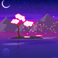 Under The Phoenix Tree by Raymond Lopez