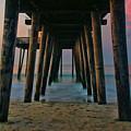 Under The Pier by Allen Beatty
