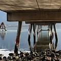 Under The Pier by Jayne Borden