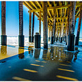 Under The Pier by Kevin Eckert Smith