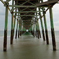 Under The Pier by Kevin Work