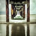 Under The Pier by Larry Jones