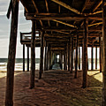 Under The Pier by Tom Gari Gallery-Three-Photography