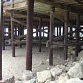 Under The Santa Barbara Pier by Jason R Hampton