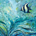 Under The Sea 9 by Gina De Gorna