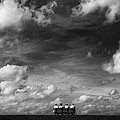 Under The Sky by Hans-wolfgang Hawerkamp