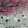 Under The Snow Plums 2 by Lian Zhen