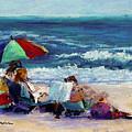 Under The Umbrella by Lorrie Turner