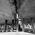 Under The Viaduct A Urban View by Jacek Wojnarowski