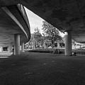 Under The Viaduct D Urban View by Jacek Wojnarowski
