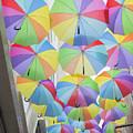 Under Umbrellas by Larissa Antonova