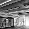 Underground Bw by William Dey