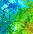 Undersea Corals by Cathlyn Driscoll