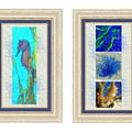 Undersea Matched Pair Example by Susan Molnar