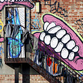 Underteeth The Stairs by Jez C Self