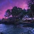 Undreamed Shores - Chesapeake Art by Jordan Blackstone