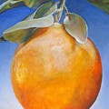 Une Orange by Muriel Dolemieux
