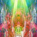 Unelanuhi-sungoddess by Rich Baker